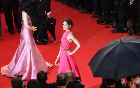 Vittorio Zunino Celotto「Opening Ceremony And 'The Great Gatsby' Premiere - The 66th Annual Cannes Film Festival」:写真・画像(4)[壁紙.com]