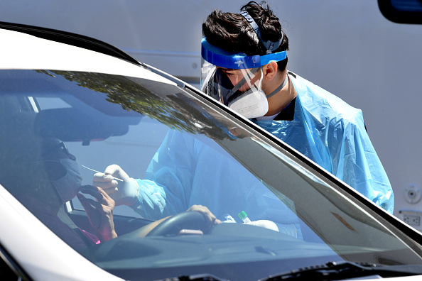 Mode of Transport「Coronavirus Pandemic Causes Climate Of Anxiety And Changing Routines In America」:写真・画像(15)[壁紙.com]