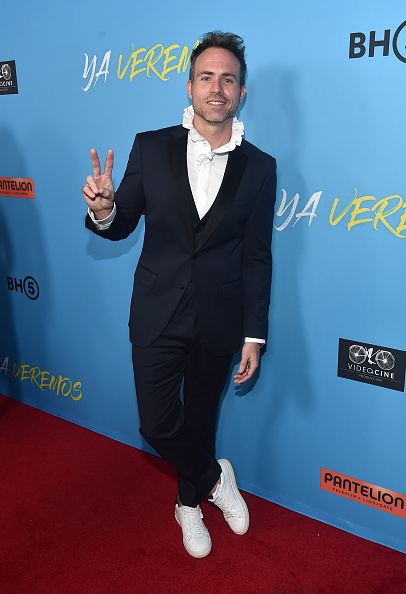 "Ruffled Shirt「Premiere Of Pantelion Films' ""Ya Veremos"" - Red Carpet」:写真・画像(11)[壁紙.com]"