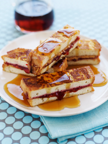 French Toast「PBJ French Toast」:スマホ壁紙(13)