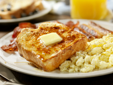 French Toast「French Toast with Maple Syrup」:スマホ壁紙(17)