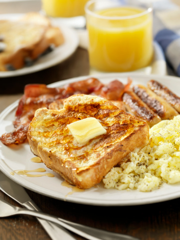 French Toast「French Toast with Maple Syrup」:スマホ壁紙(5)