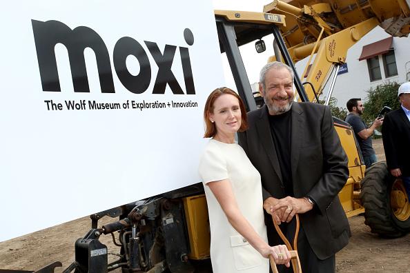 Rachel Murray「Ground Breaking Of Moxi Santa Barbara Museum Of Exploration & Innovation」:写真・画像(15)[壁紙.com]