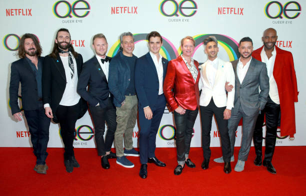 Film Premiere「Netflix's Queer Eye Premiere screening and After Party in Los Angeles, CA」:写真・画像(11)[壁紙.com]