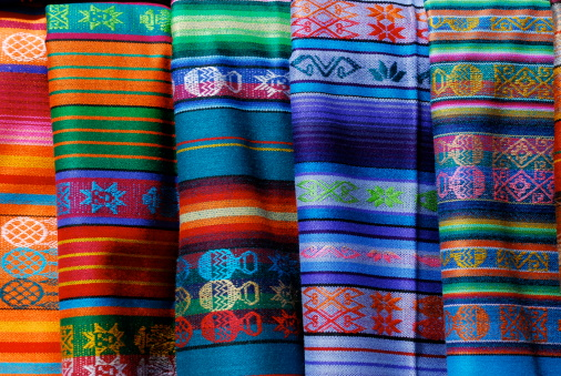 Mexican Culture「Mexican Blanket Background」:スマホ壁紙(13)