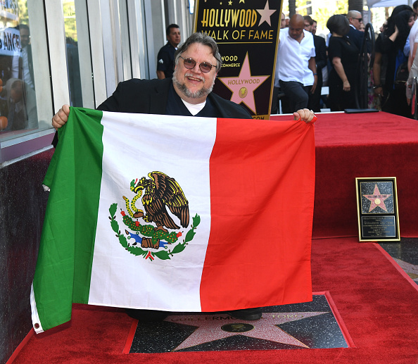 Walk Of Fame「Guillermo del Toro Honored With Star On The Hollywood Walk Of Fame」:写真・画像(13)[壁紙.com]