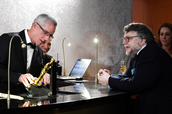 Engraving「90th Annual Academy Awards - Governors Ball」:写真・画像(16)[壁紙.com]