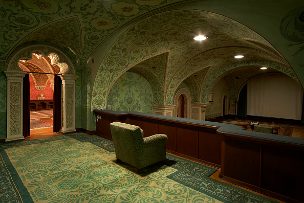 Ceiling「Cinema Room, Kings Palace, Belgrade, Serbia」:写真・画像(8)[壁紙.com]