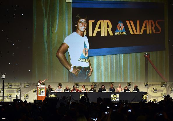 Star Wars「Comic-Con International 2015 - Lucasfilm Panel」:写真・画像(3)[壁紙.com]