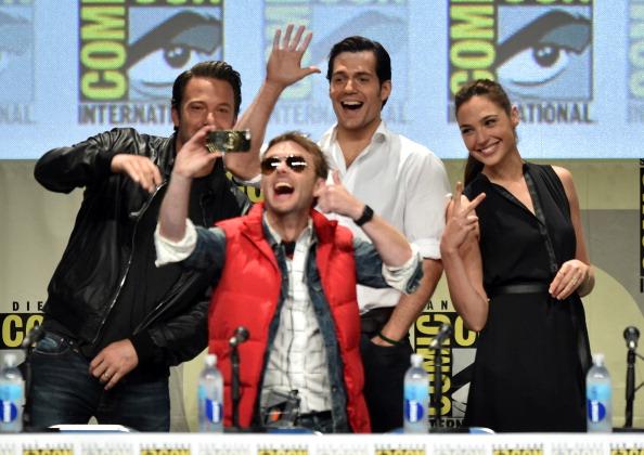 Action Movie「Warner Bros. Pictures Panel And Presentation - Comic-Con International 2014」:写真・画像(5)[壁紙.com]