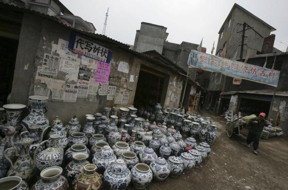 "Ceramics「Porcelain Workshop In ""Ceramic Capital"" Jingdezhen」:写真・画像(3)[壁紙.com]"