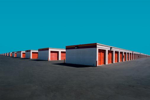 City Of Los Angeles「Endless Rows of Storage Units」:スマホ壁紙(11)