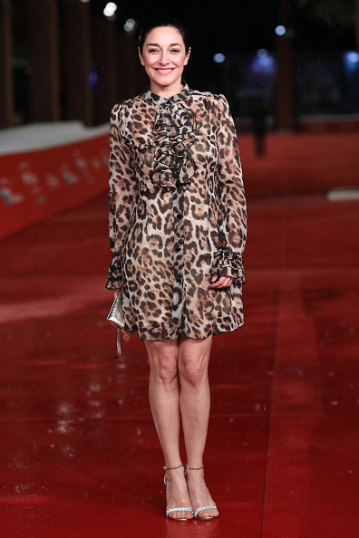 "Metallic Shoe「""Run With the Hunted"" Red Carpet - 14th Rome Film Fest 2019」:写真・画像(12)[壁紙.com]"