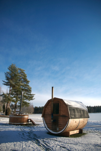 Snowdrift「Sauna」:スマホ壁紙(1)