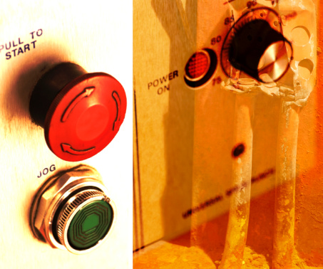 Light Switch「Control Panel Of An Electronic Machine」:スマホ壁紙(5)
