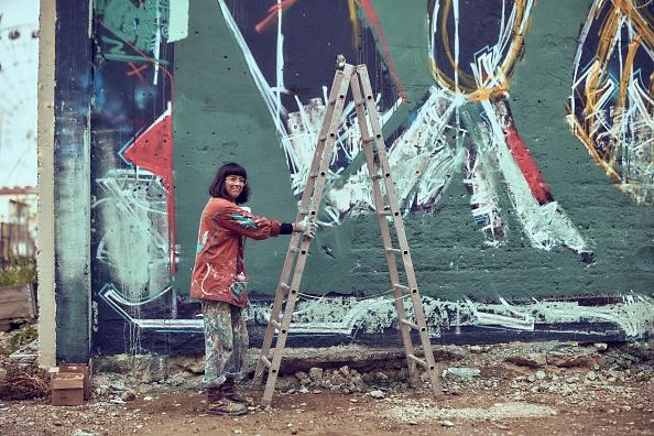 Adam Pretty「Hands Off The Wall - Female Street Art Festival」:写真・画像(10)[壁紙.com]