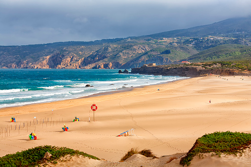 Lifeguard「Guincho beach Cascais Portugal Europe」:スマホ壁紙(17)