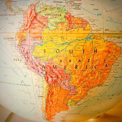 世界の風景(地域別)「旅行の世界中のシリーズ-南アメリカ」:スマホ壁紙(14)