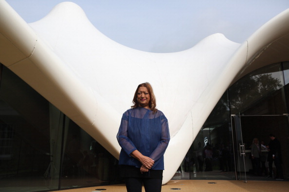 ポートレート「Opening Of The New Serpentine Sackler Gallery Designed By Zaha Hadid」:写真・画像(15)[壁紙.com]