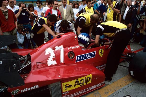 Mechanic「Patrick Tambay, Grand Prix Of Germany」:写真・画像(13)[壁紙.com]