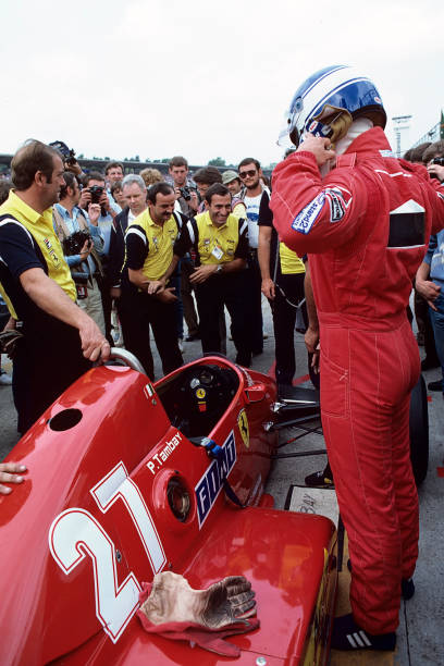 Mechanic「Patrick Tambay, Grand Prix Of Germany」:写真・画像(14)[壁紙.com]