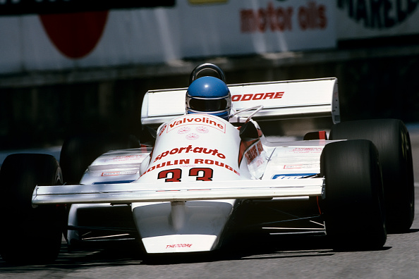 F1グランプリ「Patrick Tambay, Grand Prix Of Monaco」:写真・画像(10)[壁紙.com]