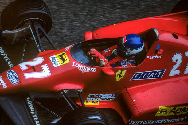F1グランプリ「Patrick Tambay, Grand Prix Of Monaco」:写真・画像(1)[壁紙.com]