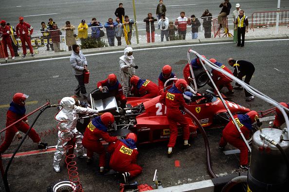 Refueling「Patrick Tambay, Grand Prix Of France」:写真・画像(14)[壁紙.com]