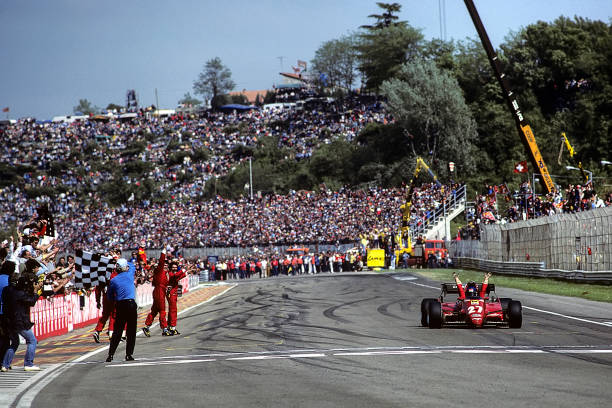 Grand Prix Motor Racing「Patrick Tambay, Grand Prix Of San Marino」:写真・画像(13)[壁紙.com]