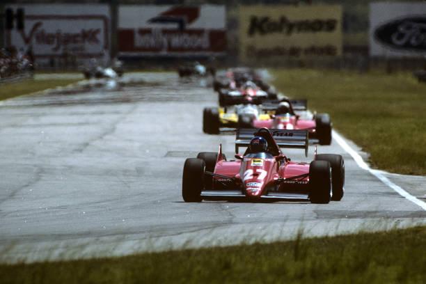 自動車レース「Patrick Tambay, Grand Prix Of Brazil」:写真・画像(14)[壁紙.com]