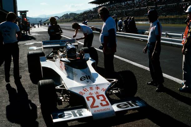 Japanese Formula One Grand Prix「Patrick Tambay, Grand Prix Of Japan」:写真・画像(11)[壁紙.com]