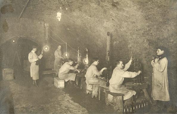 Winemaking「Wine Cellar Wine Wholesaler Franz Leibenfrost - August Schneider」:写真・画像(7)[壁紙.com]