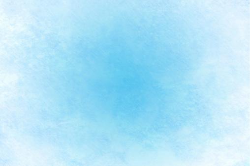 パステル「淡い青色背景」:スマホ壁紙(11)