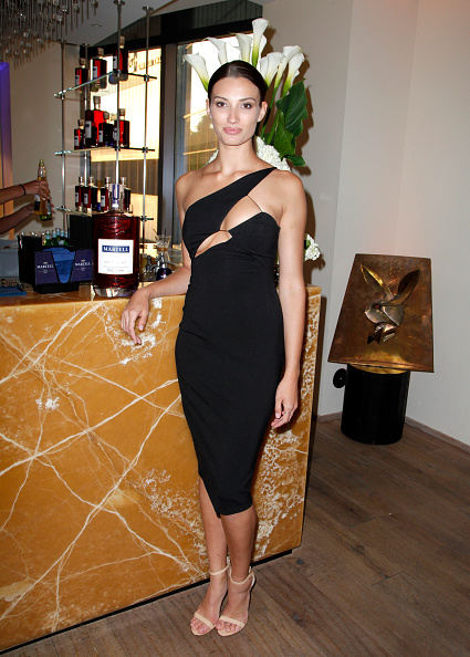 Tibrina Hobson「Martell Cognac Hosts Talent Resources Sports Party in Los Angeles, California at Playboy Headquarters」:写真・画像(19)[壁紙.com]