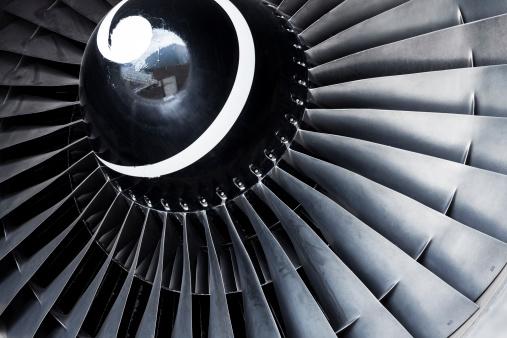 Propeller「Aircraft jet engine turbine」:スマホ壁紙(10)