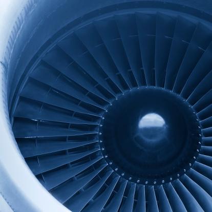 Jet Engine「Aircraft jet engine turbine」:スマホ壁紙(19)