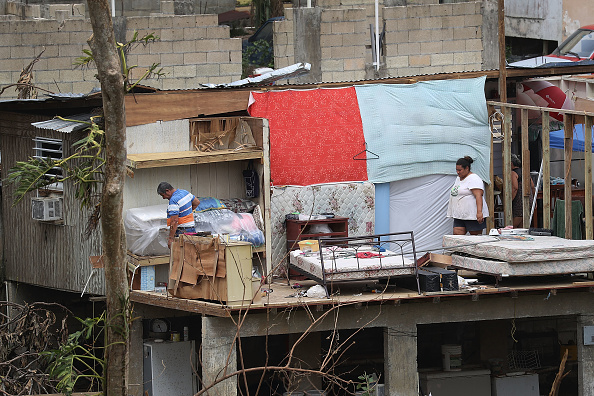 2017 Hurricane Maria「Puerto Rico Faces Extensive Damage After Hurricane Maria」:写真・画像(18)[壁紙.com]