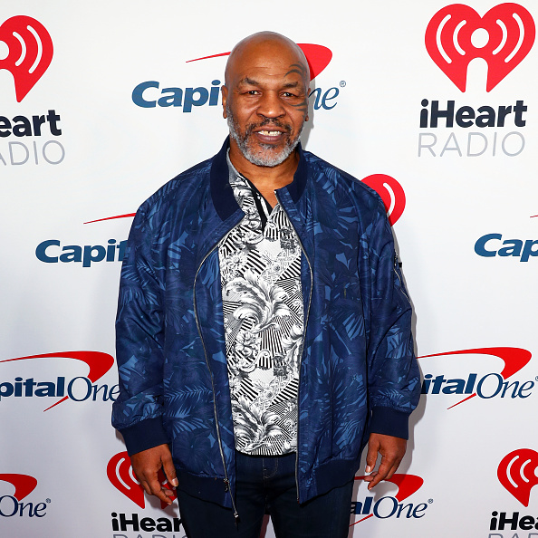 Mike Tyson「2019 iHeartRadio Podcast Awards Presented By Capital One – Red Carpet」:写真・画像(2)[壁紙.com]