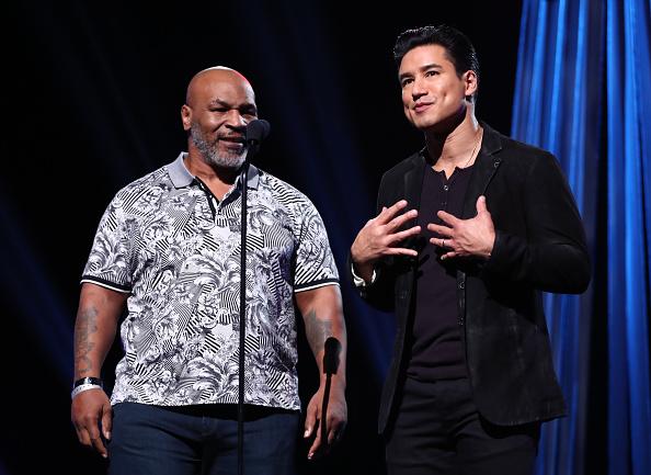 Tyson Fury「2019 iHeartRadio Podcast Awards Presented By Capital One – Show」:写真・画像(14)[壁紙.com]