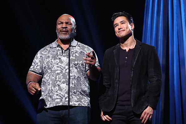 Tyson Fury「2019 iHeartRadio Podcast Awards Presented By Capital One – Show」:写真・画像(13)[壁紙.com]