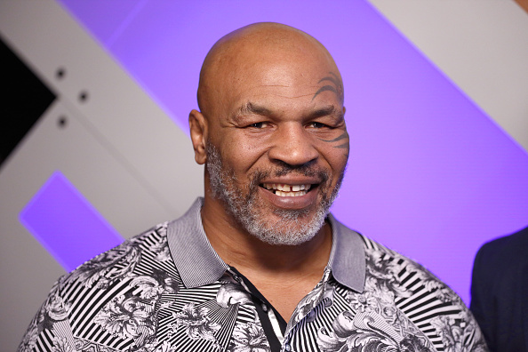 Mike Tyson「2019 iHeartRadio Podcast Awards Presented By Capital One – Backstage」:写真・画像(14)[壁紙.com]