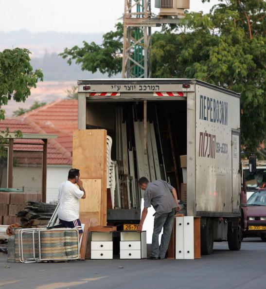 Dresser「Gaza Settlements Nearing Evacuation Deadline」:写真・画像(8)[壁紙.com]