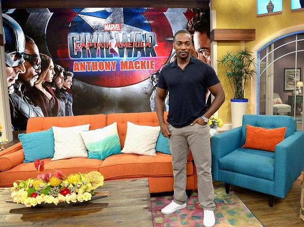 "Captain America「Celebrities On The Set Of Univision's ""Despierta America""」:写真・画像(12)[壁紙.com]"