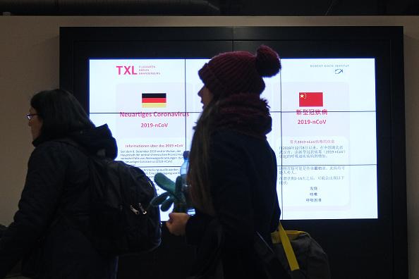 Germany「Coronavirus Case Confirmed In Germany」:写真・画像(0)[壁紙.com]