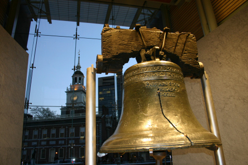 Philadelphia - Pennsylvania「Liberty Bell Detail」:スマホ壁紙(12)
