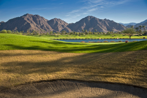Sand Trap「Golf Resort」:スマホ壁紙(4)