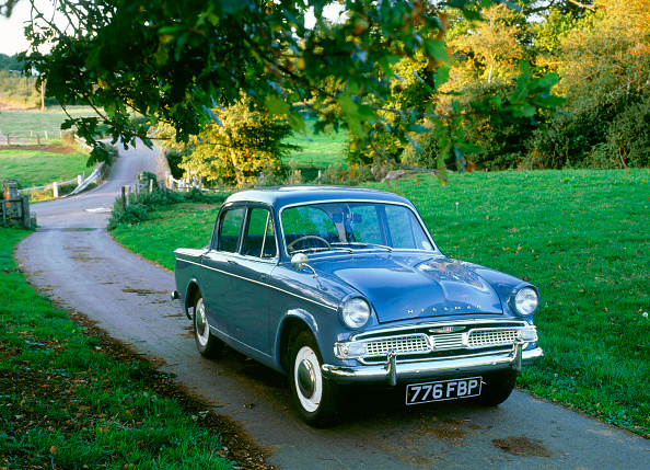 Collector's Car「1962 Hillman Minx」:写真・画像(1)[壁紙.com]