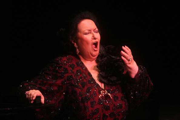 Opera Singer「Montserrat Caballe」:写真・画像(12)[壁紙.com]