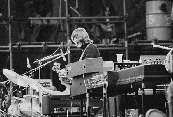 1975年「Pink Floyd At Knebworth」:写真・画像(5)[壁紙.com]