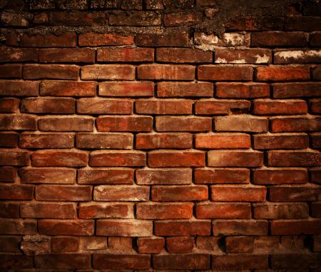 Brick Wall「Brick wall background」:スマホ壁紙(3)